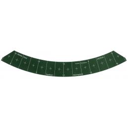 Paquet de 100x Bandes Héliographe Type IP CH-0023 - Modèle Hiver (Courbe concave) 45,00€