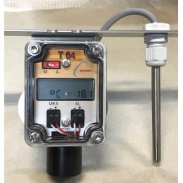 Thermomètre électronique autonome
