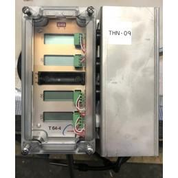 Thermomètre électronique Sol 4 voies