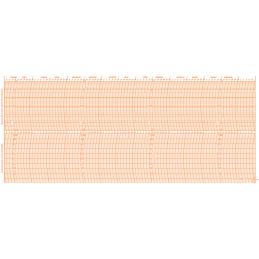 Paquet de 100x Feuilles N°2358 /-20+40°/0-100%/ 7J