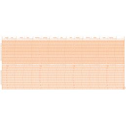 Paquet de 100x Feuilles N°2360 /-10+65°/0-100%/ 7J