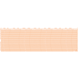 Paquet de 100x Feuilles PM N°52 / 0-100% / 7J