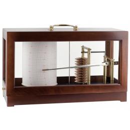 Barographe Grand Modèle - Finition acajou - Mouvement mécanique 1,660.00