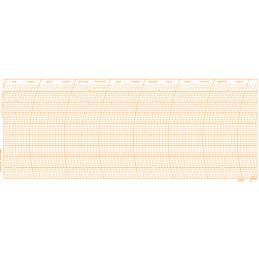 Paquet de 100x Feuilles N°2092 / 0-16bars / 7J