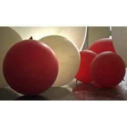 Ballon météorologique 100 grammes - couleur blanc
